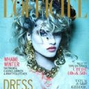 Emma MacLaren L'Officiel Netherlands January 2012