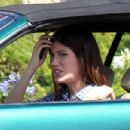 "Jennifer Carpenter On ""Dexter"" Set In Long Beach - June 18, 2010"