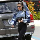 Kourtney Kardashian – Leaving Lovi's Restaurant in Calabasas