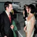 David Arquette and Courteney Cox attends The 1997 MTV Movie Awards - 401 x 612