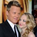 Amanda Seyfried and Christopher Egan