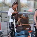 Alicia Vikander – Arriving at the Toronto airport in Canada July 16, 2017