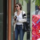 Adelaide Kane out in Vancouver July 11, 2017 - 454 x 681