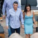 Georgina Rodriguez and Cristiano Ronaldo out in Malaga - 454 x 333