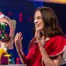 Keira Knightley – 'The Jonathan Ross Show' Christmas Special in London 12/6/ 2016 - 454 x 303