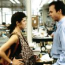Michael Keaton and Marisa Tomei