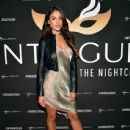 Eiza Gonzalez- Conor McGregor Official Fight After Party At Intrigue Nightclub, Wynn Las Vegas - 437 x 600