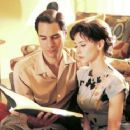 Eric McCormack and Jennifer Love Hewitt