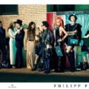 Philipp Plein Fall Winter Campaign 2014 by Francesco Carrozzini