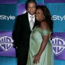Star Jones and Al Reynolds Photograph - 333 x 594