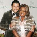 Star Jones and Al Reynolds Photograph - 441 x 594