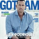 Alex Rodríguez - Gotham Magazine Cover [United States] (April 2010)