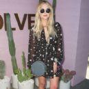 Ashley Benson attends REVOLVE Desert House on April 17, 2016 in Thermal, California - 400 x 600