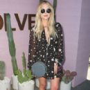 Ashley Benson attends REVOLVE Desert House on April 17, 2016 in Thermal, California
