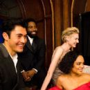 Tessa Thompason, Henry Golding, Elizabeth Debicki, John David Washington - Vanity Fair Magazine Pictorial [United States] (January 2019)