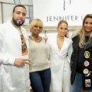 Jennifer Lopez attend the Giuseppe for Jennifer Lopez Launch at Neiman Marcus Beverly Hills on January 26, 2017 in Beverly Hills, California