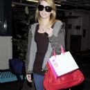 Emma Roberts - 2010-03-03 - At Newsroom Cafe In Beverly Hills
