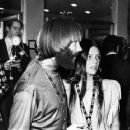 Peter Tork and Reine Stewart, 1968 - 454 x 363