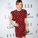 Sasha Alexander Elles Annual Women In Television Celebration In West Hollywood