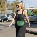Dakota Fanning – Out in Los Angeles
