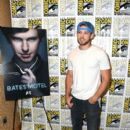 Actor Max Thieriot attends the 'Bates Motel' press line at Hilton Bayfront on July 22, 2016 in San Diego, California - 399 x 600