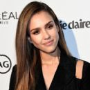 Jessica Alba attends Marie Claire's Image Maker Awards 2017 at Catch LA on January 10, 2017 in West Hollywood, California - 405 x 600