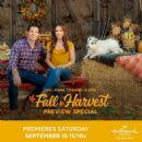 Lacey Chabert in Fall Harvest Preview Special  (2018) - 454 x 454