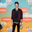 Grant Gustin- Nickelodeon's 2016 Kids' Choice Awards - Arrivals