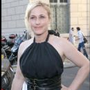 Patricia Arquette - Givenchy 2009 Spring Summer Haute Couture Fashion Show In Paris, 01.07.2008. - 454 x 682