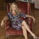 "Jessica Collins - ""Big Shots"" Promoshoot"