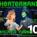 Wicked  Original 2003 Broadway Musicals By Stephen Schwartz - 454 x 340