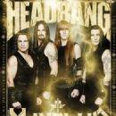 Eric Adams, Joey DeMaio, Donnie Hamzik, Karl Logan - Headbang Magazine Cover [Turkey] (April 2010)