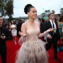 Katy Perry attends the 56th GRAMMY Awards at Staples Center on January 26, 2014 in Los Angeles, California