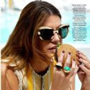 Bianca Brandolini - Madame Figaro Magazine Pictorial [France] (12 June 2015) - 454 x 588