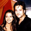 Fardeen Khan and Reema Sen