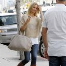 Cameron Diaz Out in Hollywood, January 15, 2011