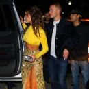 Olivia Culpo – Leaves a date night at Prime One Twelve in Miami