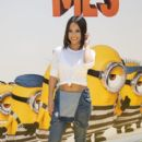Becky G – Premiere of Universal Pictures and Illumination Entertainment's 'Despicable Me 3' - Arrivals - 402 x 600