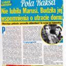 Pola Raksa - Nostalgia Magazine Pictorial [Poland] (April 2016) - 454 x 642