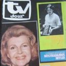 Rita Hayworth - TV Jour Magazine Cover [Belgium] (7 September 1983)
