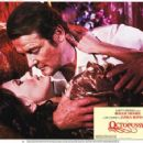 Maud Adams and Roger Moore - 454 x 355