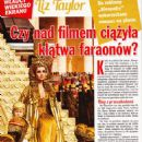 Elizabeth Taylor - Nostalgia Magazine Pictorial [Poland] (June 2018)