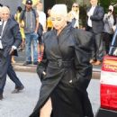 Christina Aguilera – Tonight Show Starring Jimmy Fallon in New York