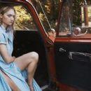 Gemma Ward - Vogue Magazine Pictorial [Australia] (January 2016) - 454 x 255