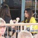 Kim Kardashian: have lunch in Miami