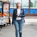 Ashley Benson Out Shopping In Los Angeles