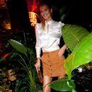 Toni Garrn – Frame's Blame Jordan Dinner – 2018 NYFW in New York