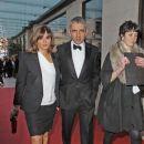 Rowan Atkinson and Sunetra Sastry - 387 x 594