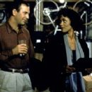 Whitney Houston and Kevin Costner in The Bodyguard (1992)