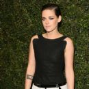 Kristen Stewart Chanel and Charles Finch Pre Oscar Dinner In Los Angeles